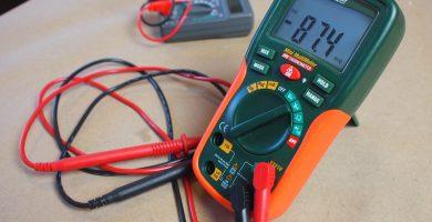 polimetros digitales profesionales